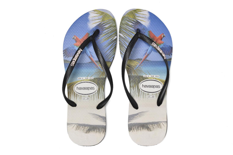 Flip flops & klipklapper Havaianas Buzios Sort 3/4 billede