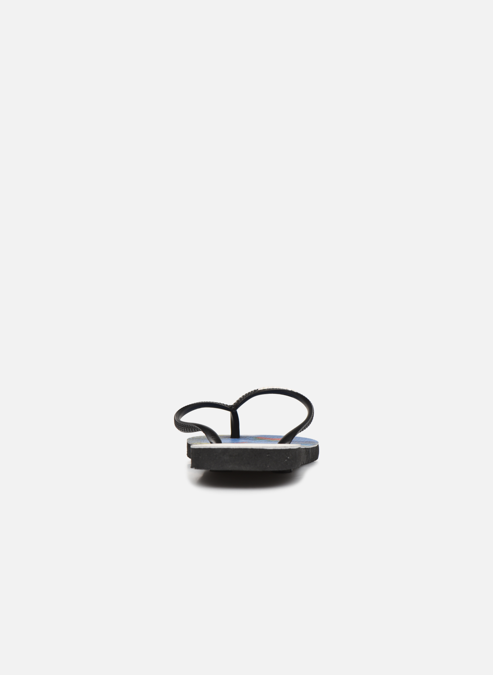 Flip flops Havaianas Buzios Black view from the right