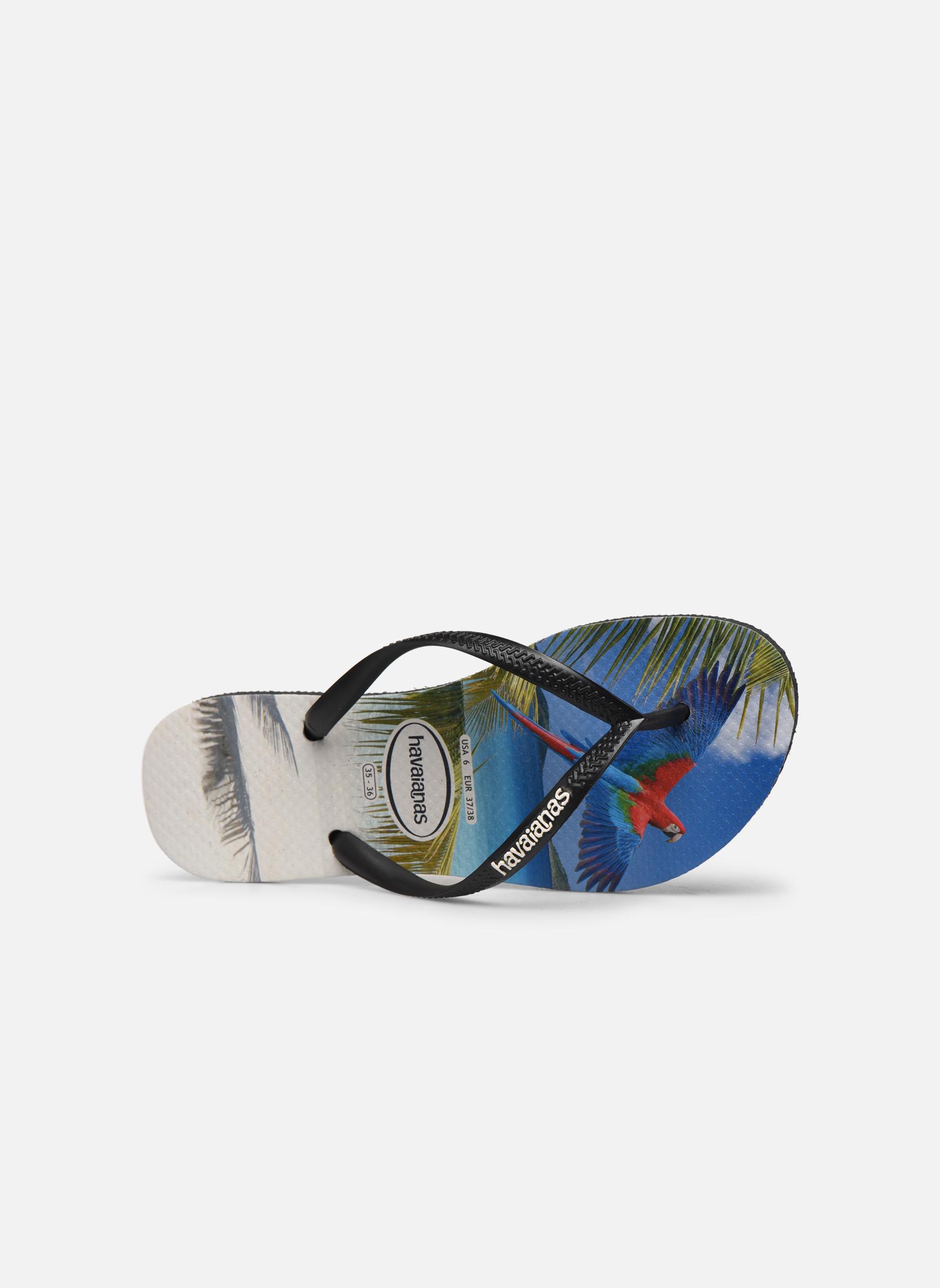 Flip flops & klipklapper Havaianas Buzios Sort se fra venstre