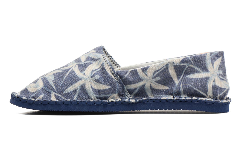 Scarpe di corda Havaianas Origine Orquideas Azzurro immagine frontale