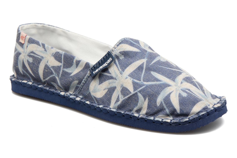Scarpe di corda Havaianas Origine Orquideas Azzurro vedi dettaglio/paio