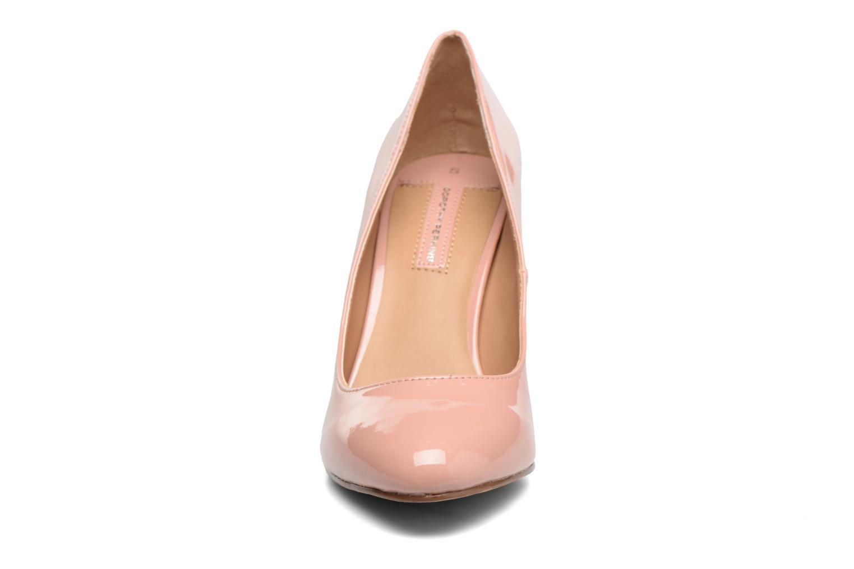 Zapatos de tacón Dorothy Perkins Dafney Rosa vista del modelo