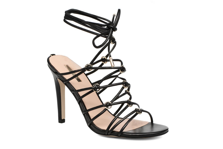 Grandes descuentos últimos zapatos Guess Aeyla (Negro) - Sandalias Descuento