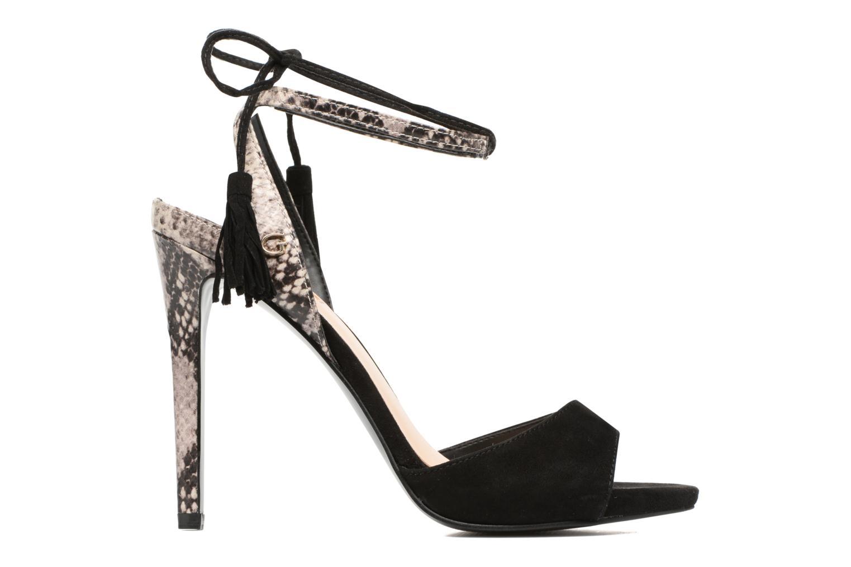 Sandali e scarpe aperte Guess Amee Nero immagine posteriore