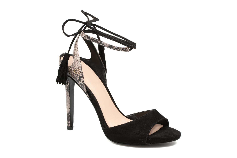 Zapatos promocionales Guess Amee (Negro) - Sandalias   Descuento de la marca