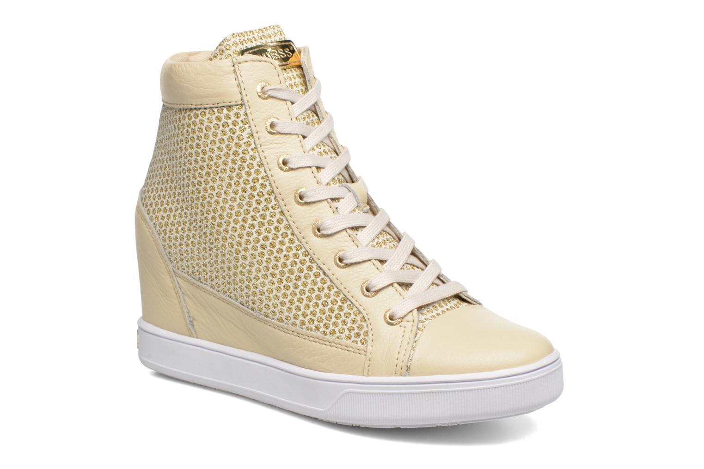 Sneaker Guess Furia gold/bronze detaillierte ansicht/modell