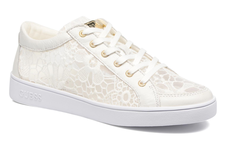 Grandes descuentos últimos zapatos Guess Glinna 3 (Blanco) - Deportivas Descuento