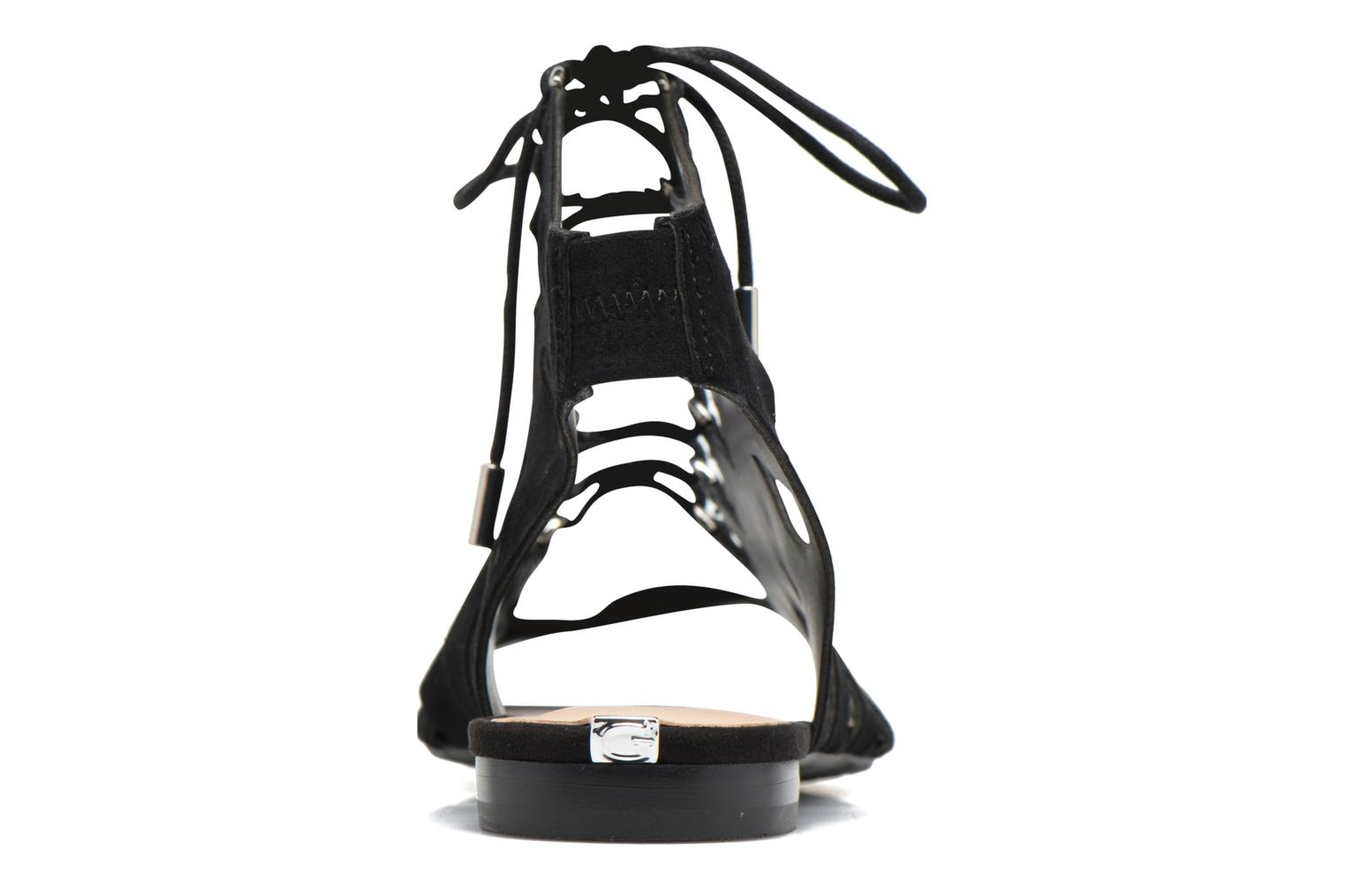 Sandals Guess Rosela2 Black view from the right