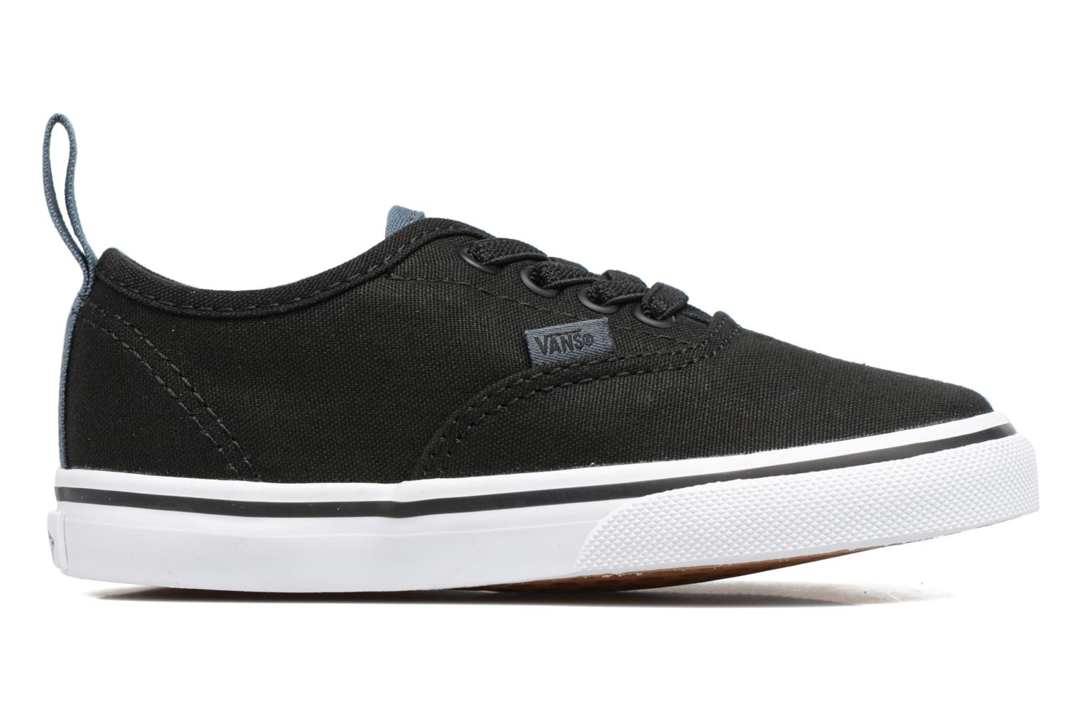 Baskets Vans Authentic Elastic Lace BB Noir vue derrière