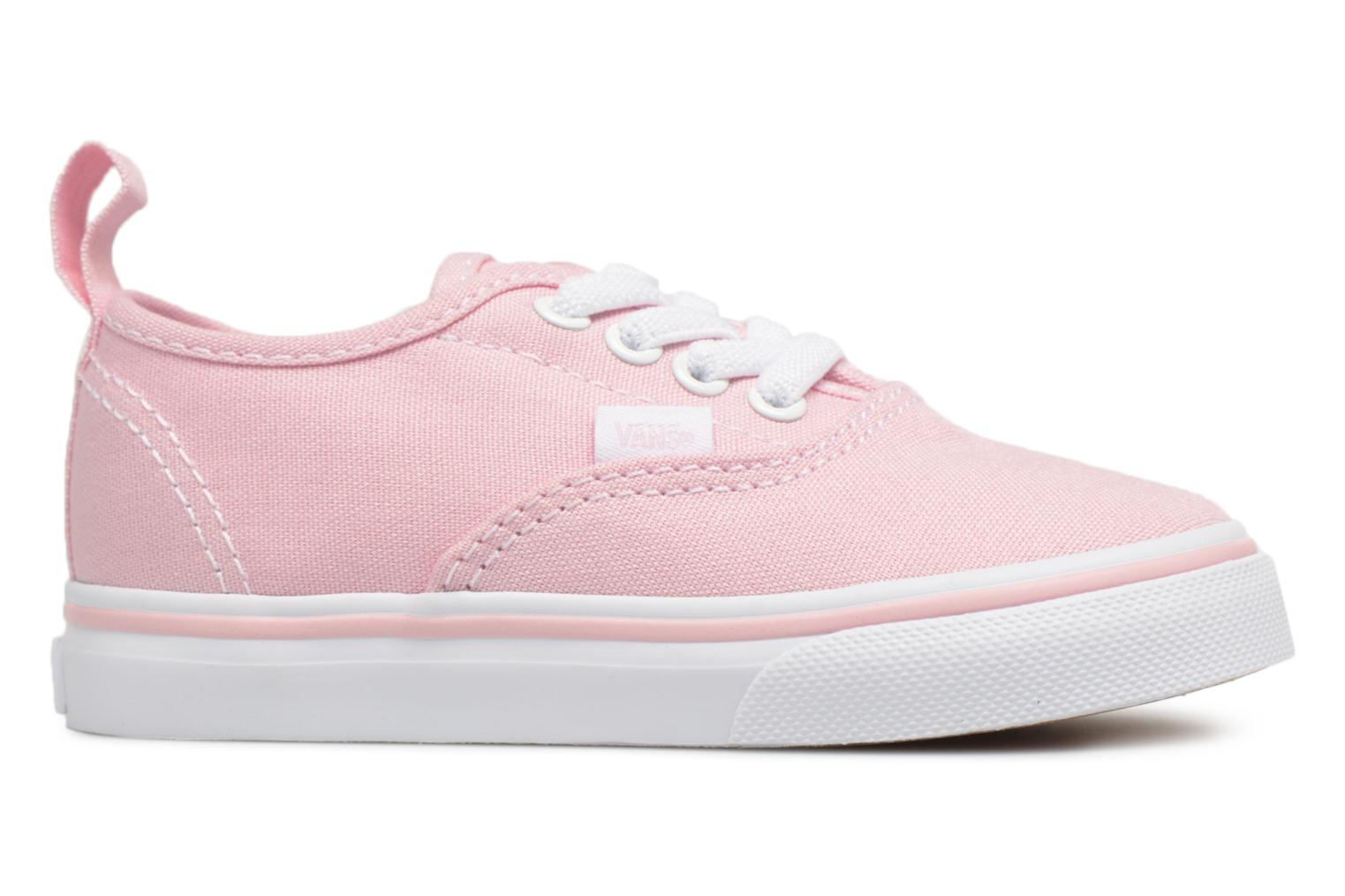Baskets Vans Authentic Elastic Lace BB Rose vue droite
