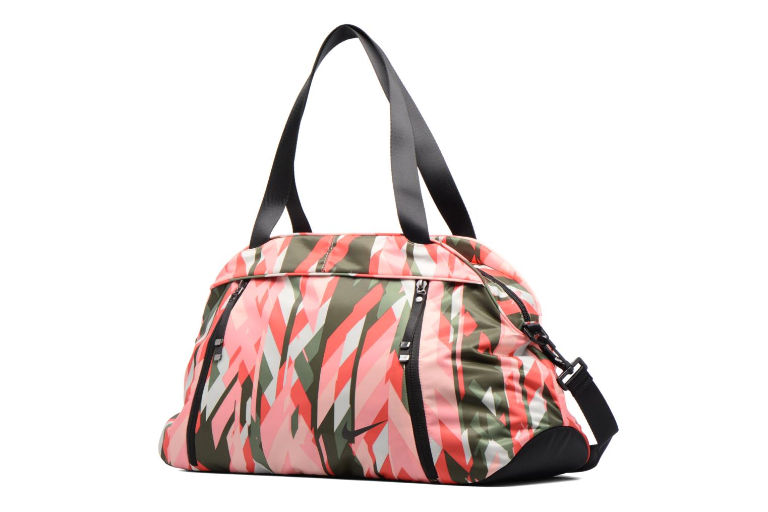 Women's Nike Auralux Print Club Bag Bright melon/black/black
