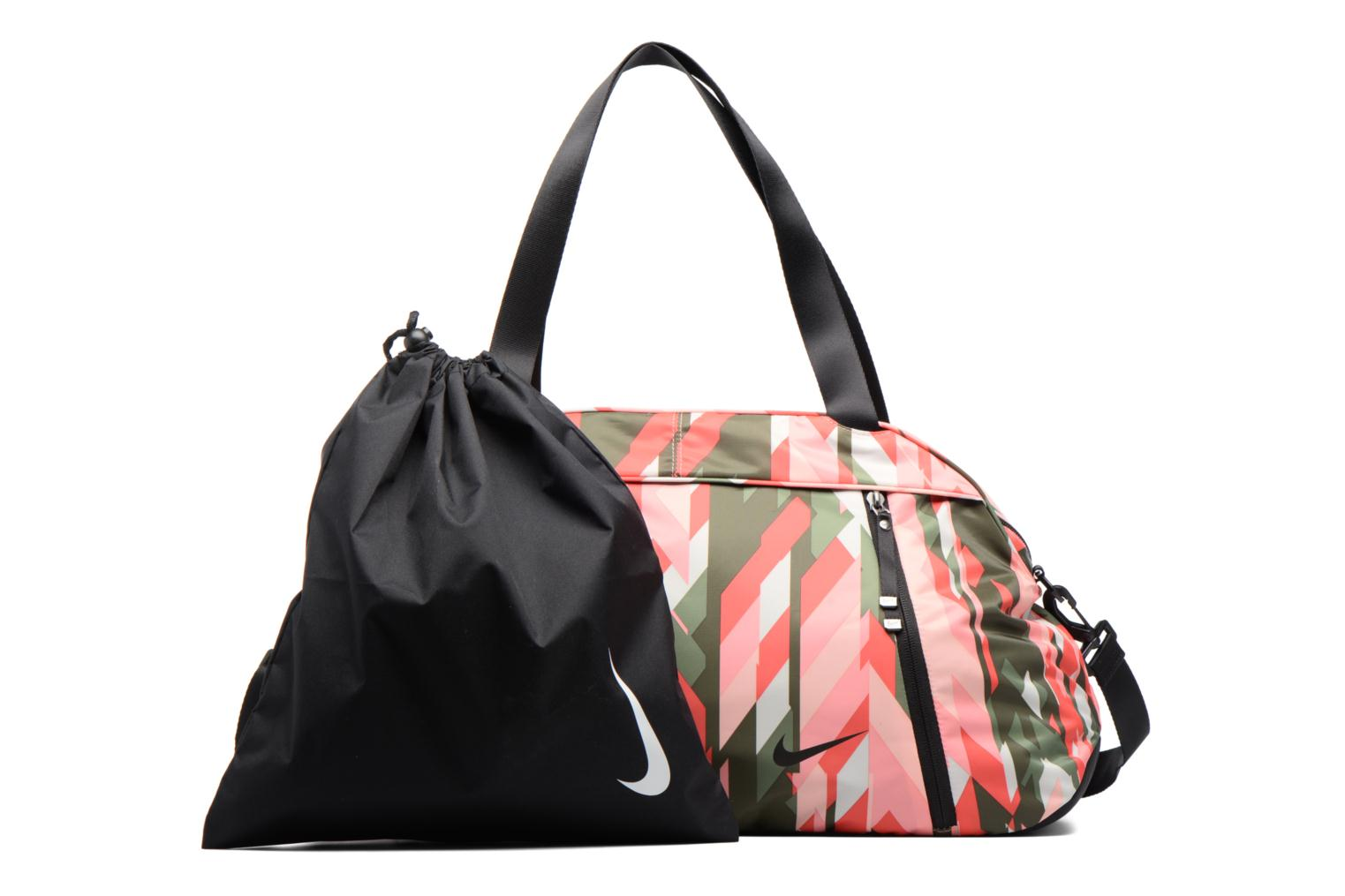 Sports bags Nike Women's Nike Auralux Print Club Bag Pink view from the left