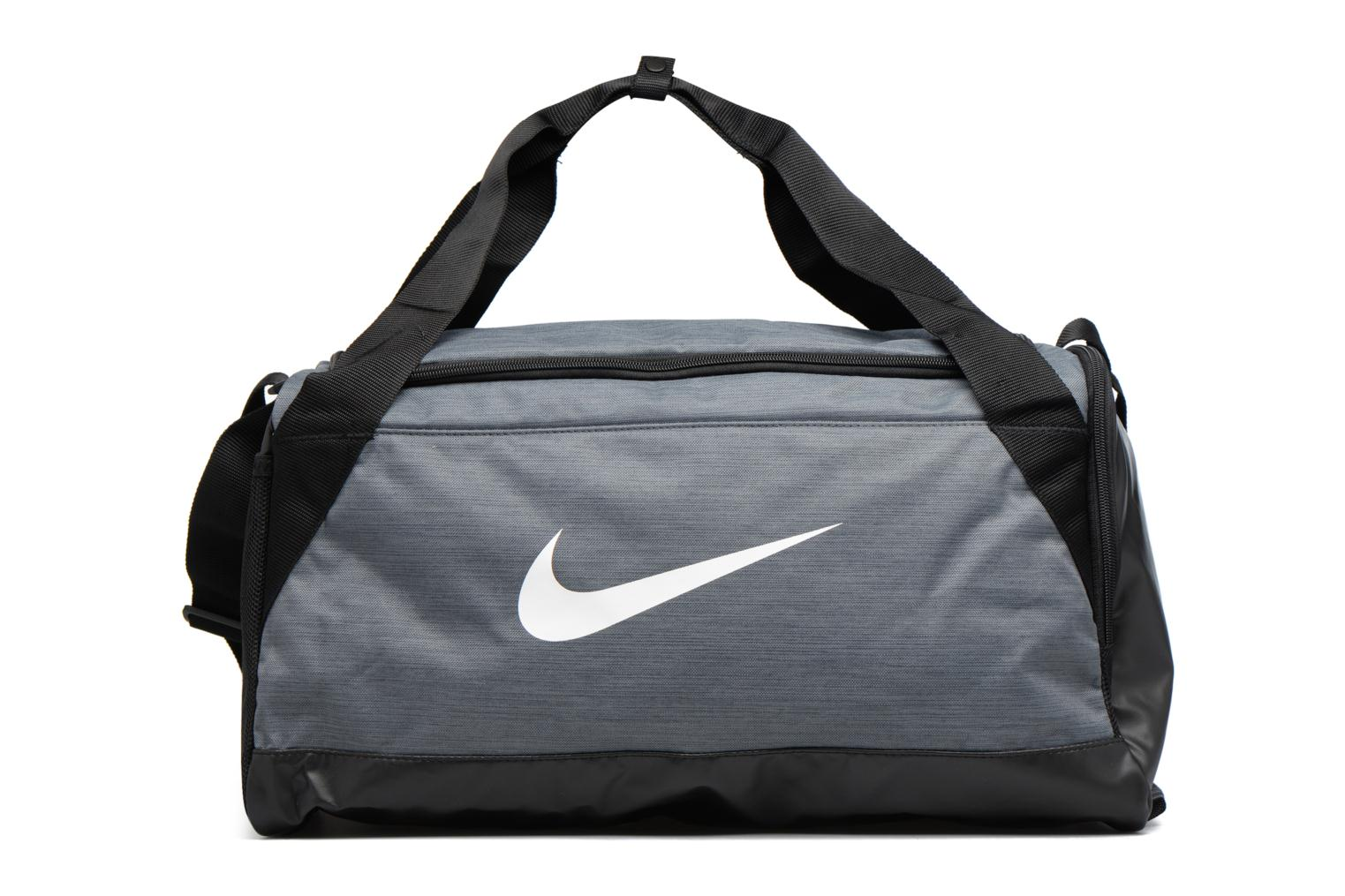 Nike Brasilia Duffle bag S Flint grey/Black/White