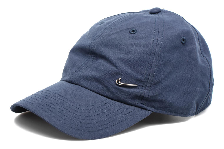 Divers Nike Nike Heritage 86-Metal Swshcap Bleu vue détail/paire