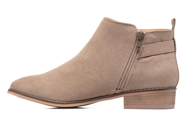 Bottines et boots Dorothy Perkins Mary Marron vue face
