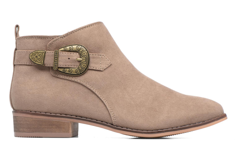 Bottines et boots Dorothy Perkins Mary Marron vue derrière