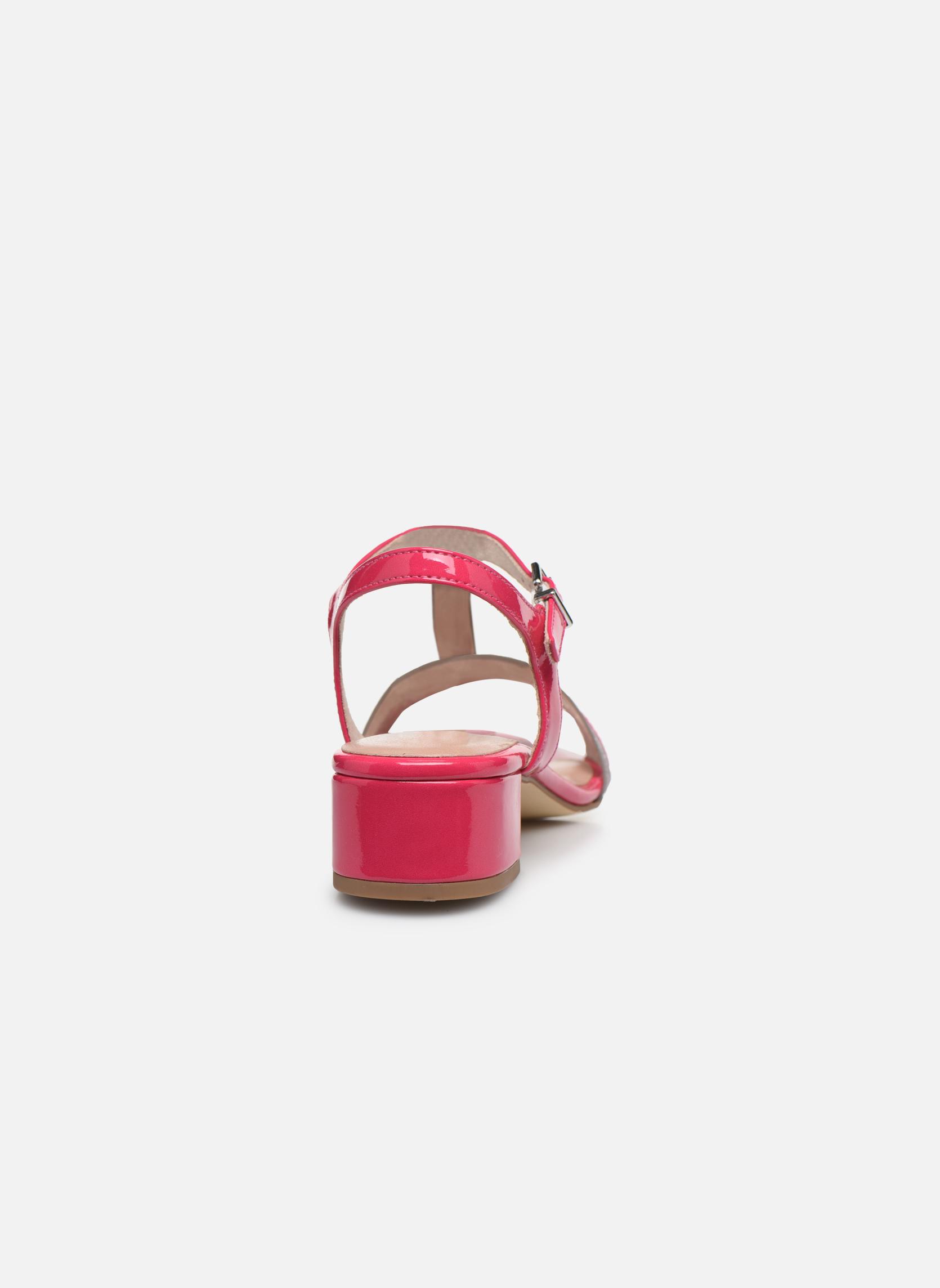 Sandales et nu-pieds Tamaris Gunnera Rose vue droite