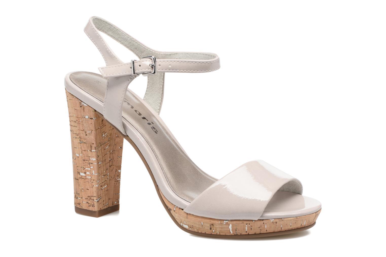 Tamaris Pellaea (Gris) - Sandales et nu-pieds chez Sarenza (310512)
