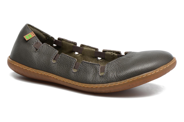 Zapatos Zapatos Zapatos especiales para hombres y mujeres El Naturalista El Viajero N5272 (Gris) - Bailarinas en Más cómodo 8192d3