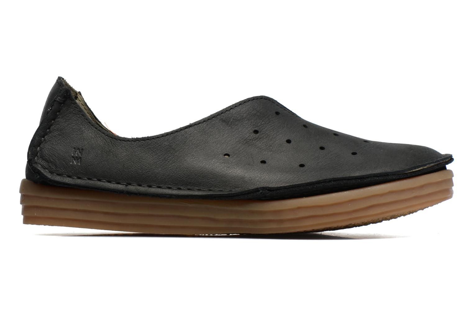 Loafers El Naturalista Ricefield NF88 Black back view