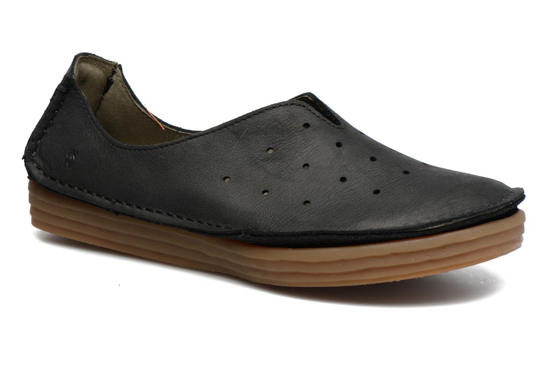 Los últimos zapatos de descuento para hombres y mujeres El Naturalista Ricefield NF88 (Negro) - Mocasines en Más cómodo