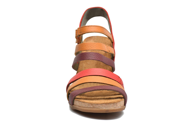 Sandales et nu-pieds El Naturalista Mola N5030 Multicolore vue portées chaussures