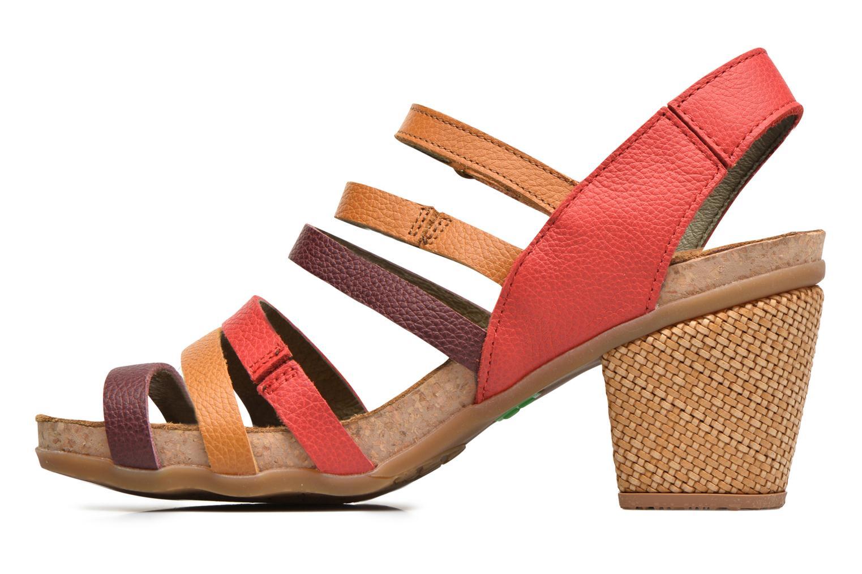 Sandales et nu-pieds El Naturalista Mola N5030 Multicolore vue face