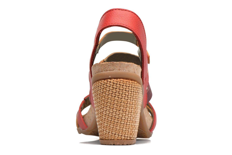Sandales et nu-pieds El Naturalista Mola N5030 Multicolore vue droite