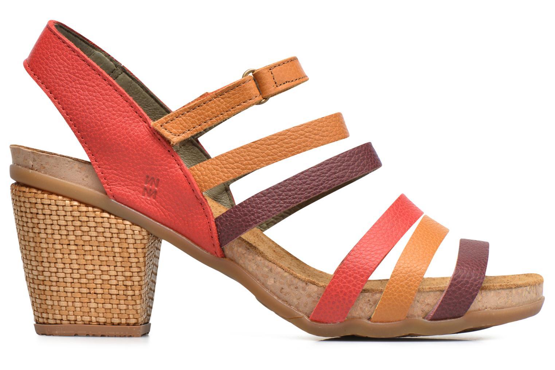 Sandales et nu-pieds El Naturalista Mola N5030 Multicolore vue derrière