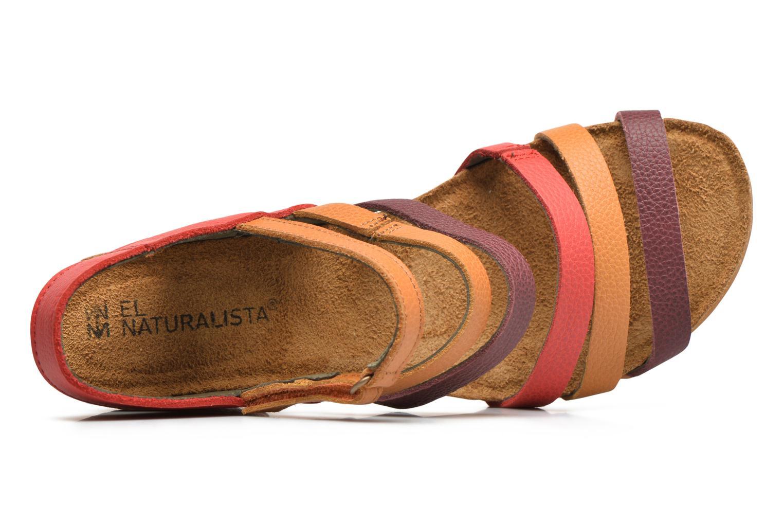 Sandales et nu-pieds El Naturalista Mola N5030 Multicolore vue gauche