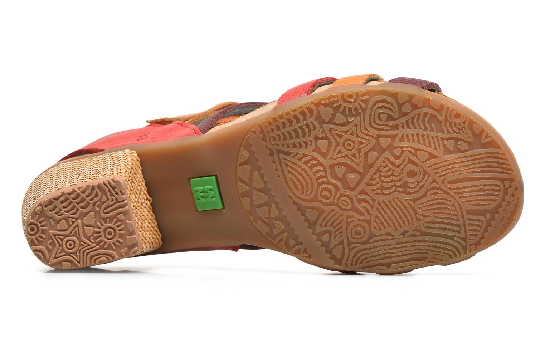 Sandales et nu-pieds El Naturalista Mola N5030 Multicolore vue haut