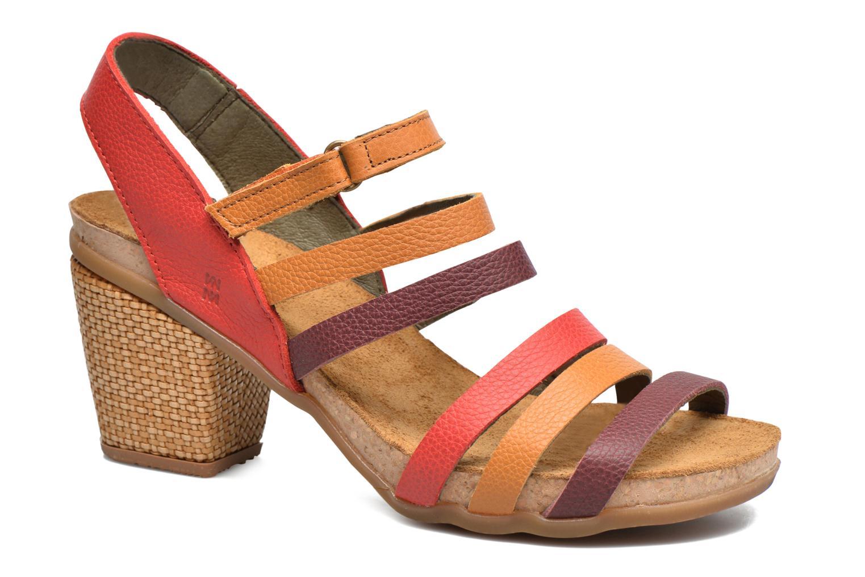 Sandales et nu-pieds El Naturalista Mola N5030 Multicolore vue détail/paire