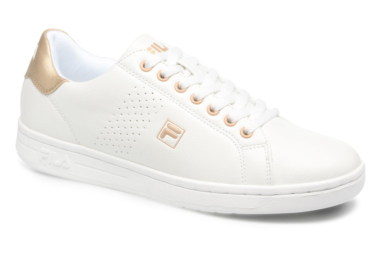 Sneakers FILA Crosscourt 2 Low Wmn Bianco vedi dettaglio/paio