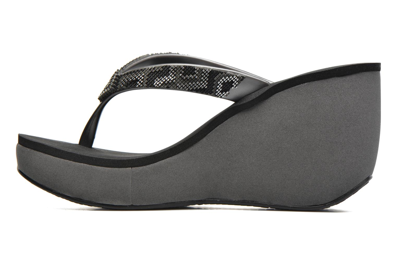 Flip flops Ipanema Lipstick Bolero Grey front view