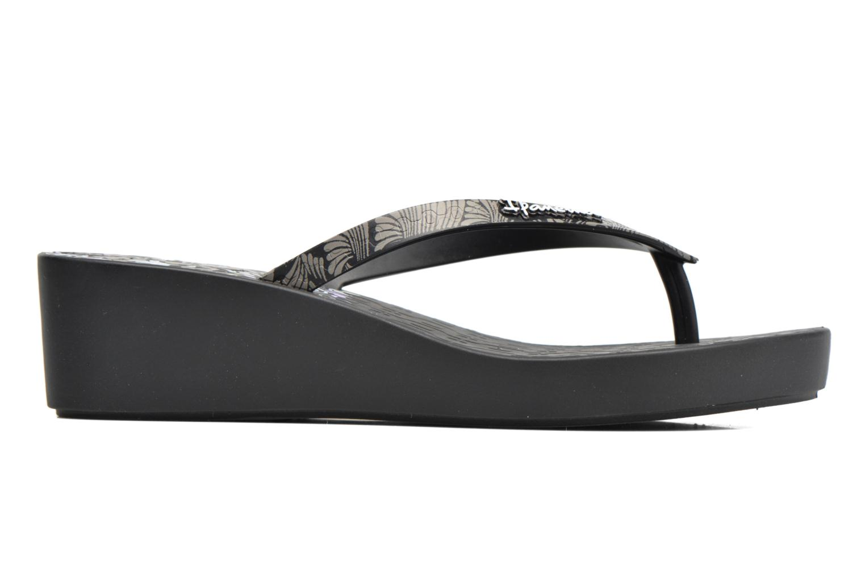 Flip flops Ipanema Art Deco III Black back view