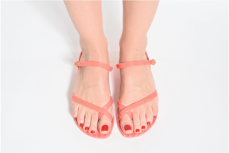 Sandales et nu-pieds Ipanema Fashion Sandal IV F Gris vue bas / vue portée sac