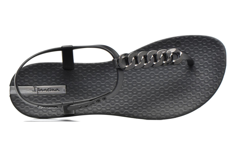 Charm IV Sandal Black/black