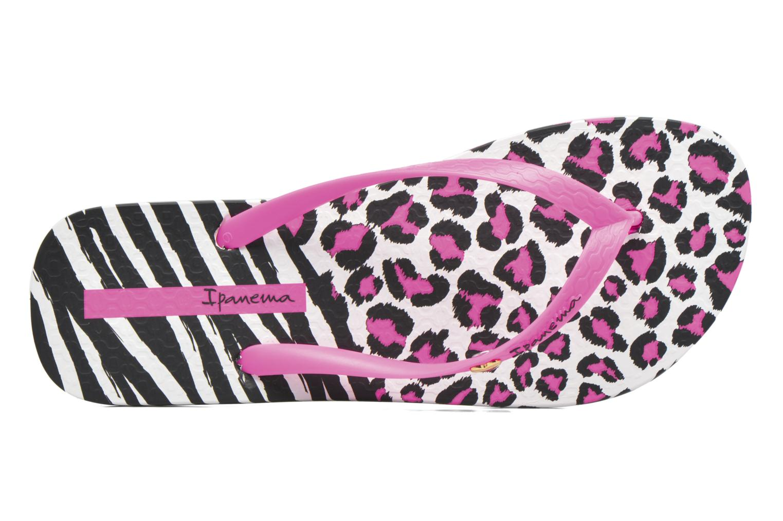 Flip flops Ipanema Animal Print II White view from the left