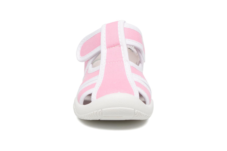 Sandales et nu-pieds Canguro New Born Lola Rose vue portées chaussures