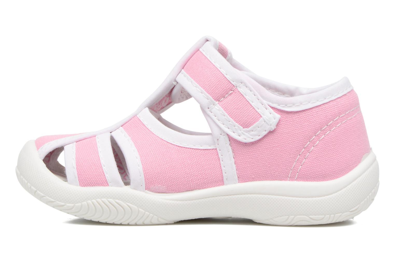 Sandales et nu-pieds Canguro New Born Lola Rose vue face