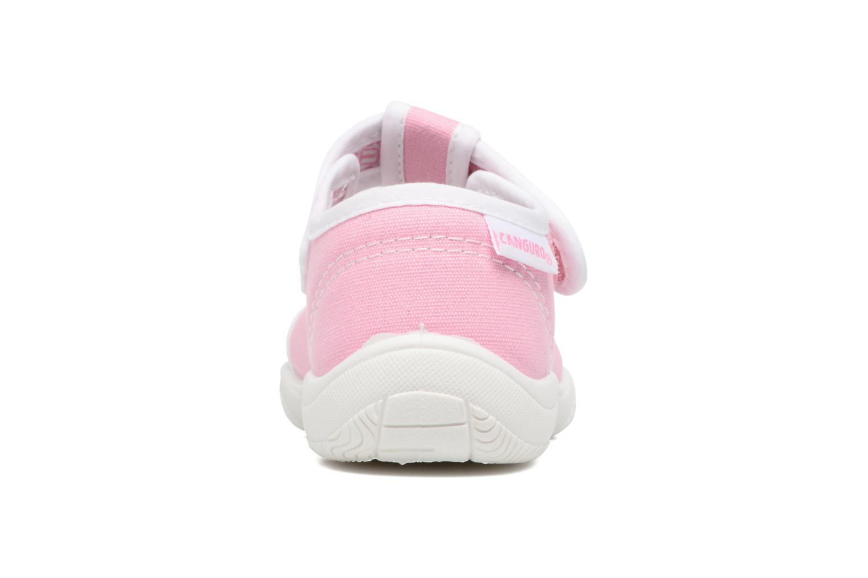 Sandales et nu-pieds Canguro New Born Lola Rose vue droite