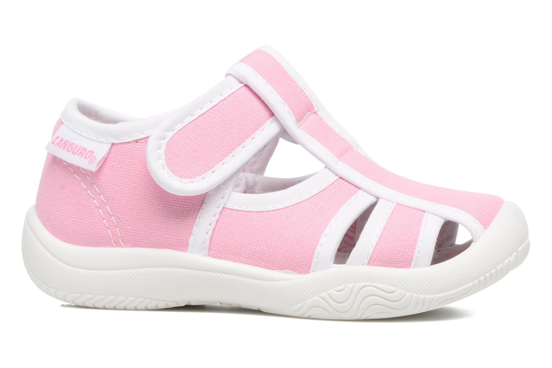 Sandales et nu-pieds Canguro New Born Lola Rose vue derrière
