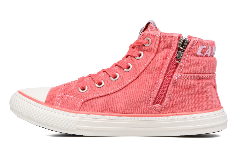 Baskets Canguro Midcut Shoes Tom Rose vue face