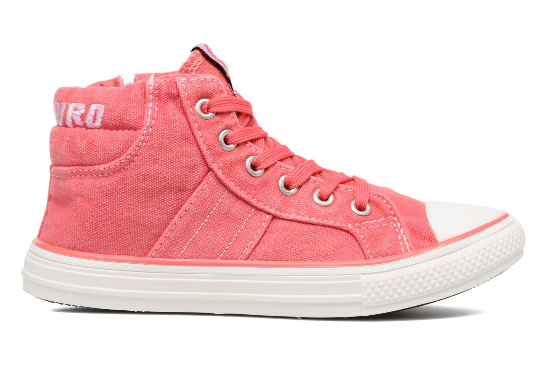 Baskets Canguro Midcut Shoes Tom Rose vue derrière