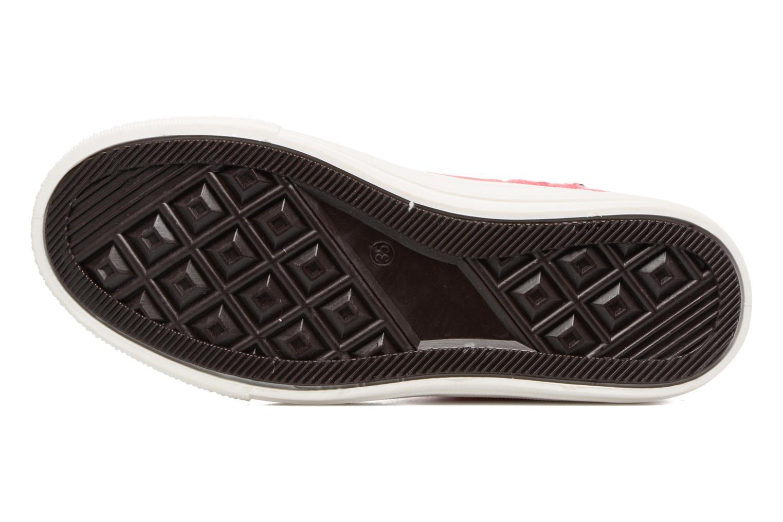 Baskets Canguro Midcut Shoes Tom Rose vue haut