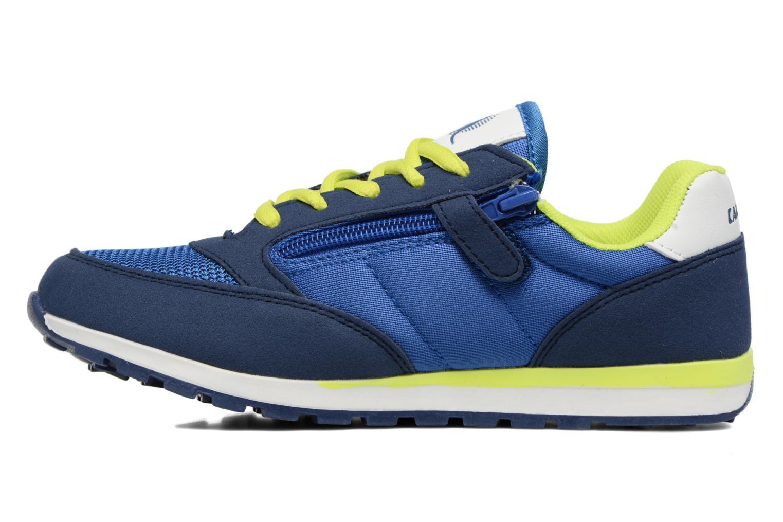 Baskets Canguro Boy/Girl'S Casual Shoes Size Bleu vue face