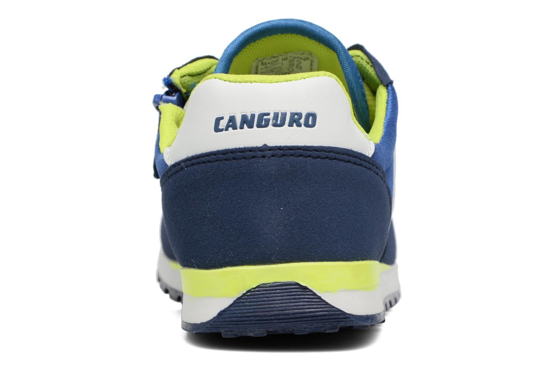 Baskets Canguro Boy/Girl'S Casual Shoes Size Bleu vue droite