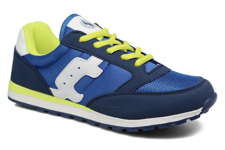 Baskets Canguro Boy/Girl'S Casual Shoes Size Bleu vue détail/paire