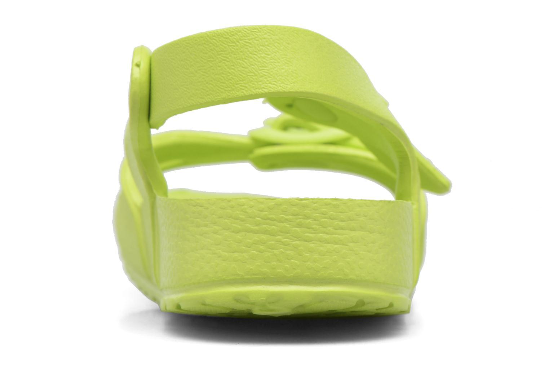 Beach Sandals Lime