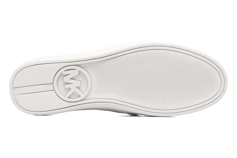Sneakers Michael Michael Kors Heidi Slip On Bianco immagine dall'alto
